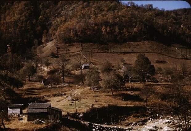 Южный пейзаж, 1940 год