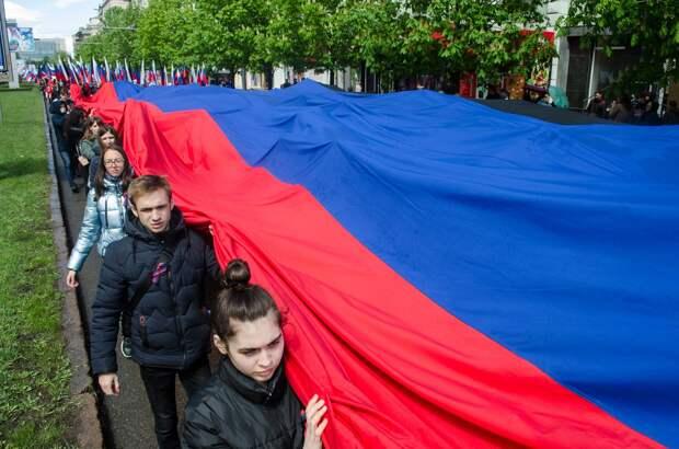 Киев не заметил, как Донбасс стал регионом России