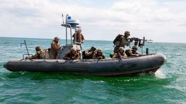 Подполковник НМ ЛНР рассказал, чем Донбасс встретит десантников ВСУ в Азовском море