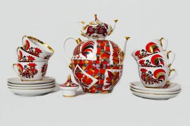 Фарфоровая посуда – создаваемая веками изысканность (53 фото)