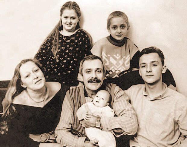 80 лучших фото Никиты Михалкова, его жен, детей и внуков