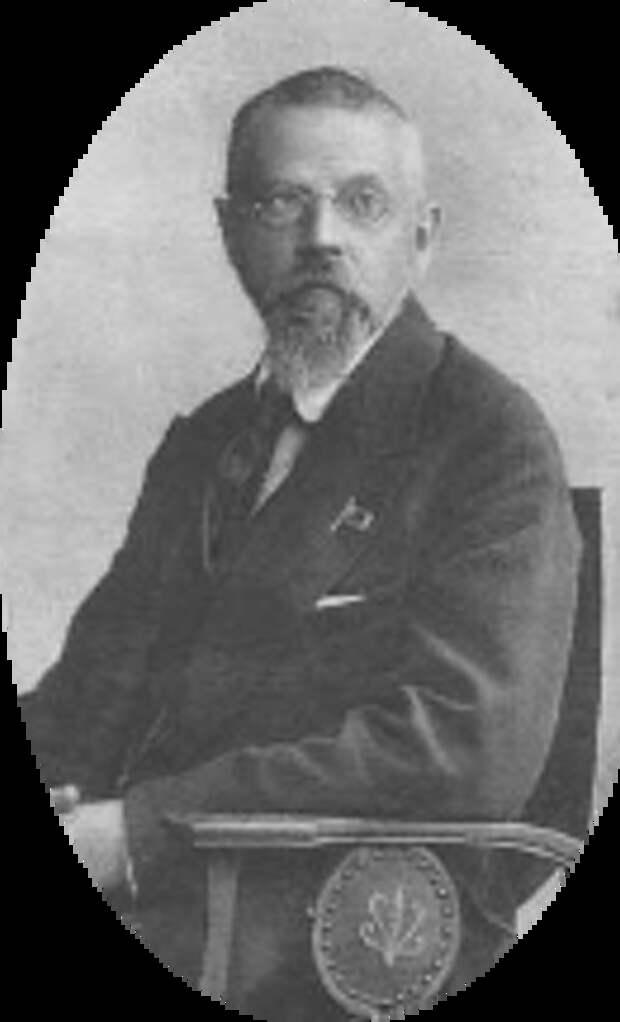Михаил Николаевич Покровский