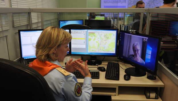Почти 215 тыс вызовов приняли операторы системы‑112 в Подмосковье за неделю