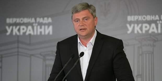 Депутат Рады: «Нужны прямые контакты с Россией по газу»
