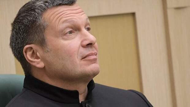 Соловьёв предложил купить Одессу у Украины
