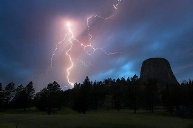 Нераскрытые тайны- Башня дьявола