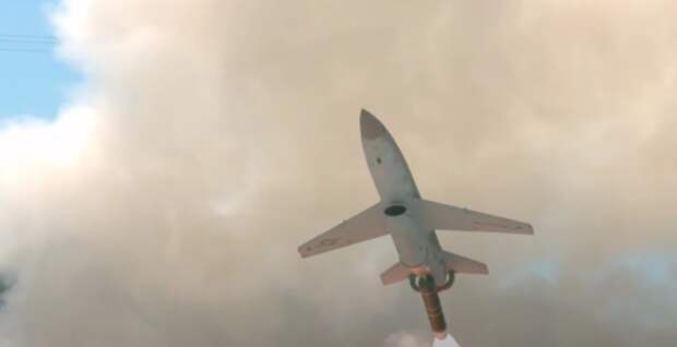 В США прошли первые испытания боевого беспилотника с искусственным «мозгом»