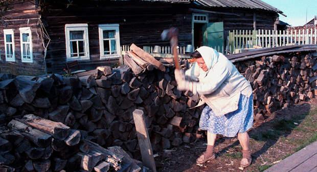 Деревни-призраки завоёвывают Россию