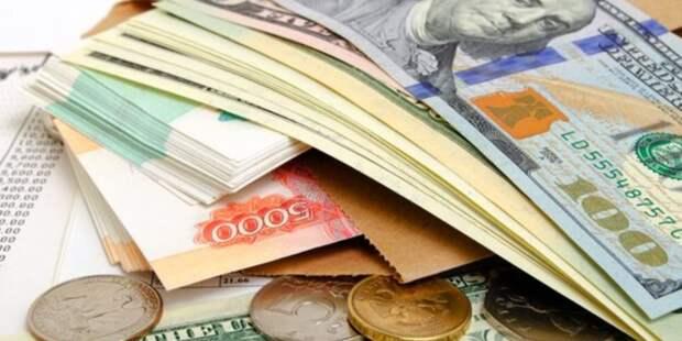 Банк России потратил 2,4 млрд