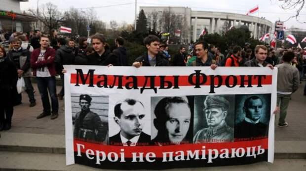 Белоруссия: хватит героизировать польских измагарских антисемитов!