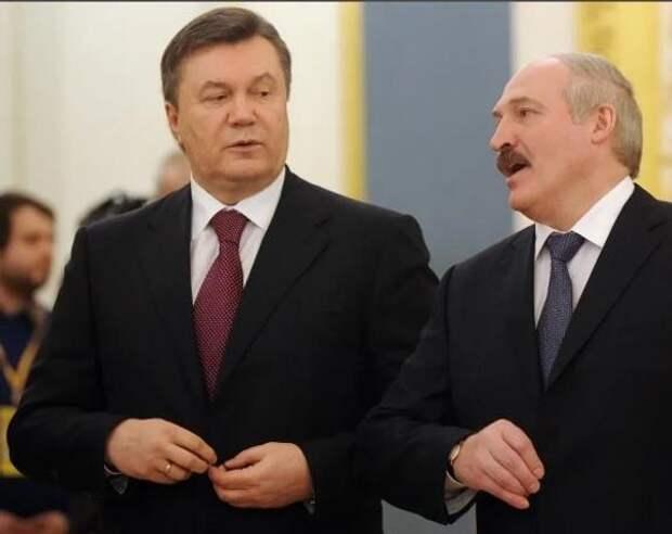 Украина может официально признать Лукашенко угрозой международной безопасности