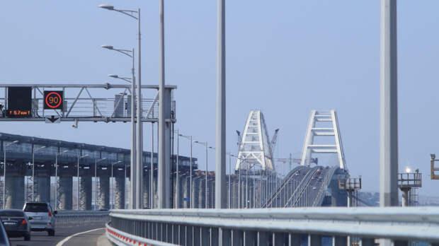"""Украинцы не смогли сдержать зависть после """"супераншлага"""" на Крымском мосту"""