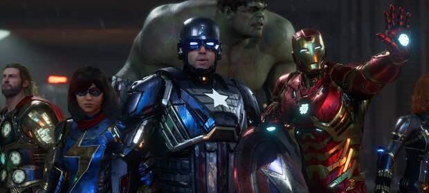 В Marvel's Avengers пройдут бесплатные выходные