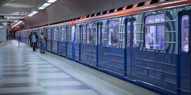 Утвержден проект продления «синей» линии московского метро в район Гольяново