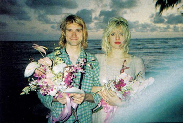 6 ярких фото свадеб рок-звезд