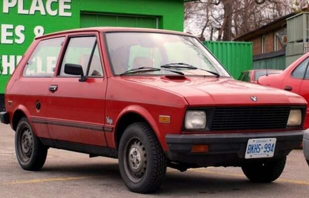 Автомобиль Yugo GV.