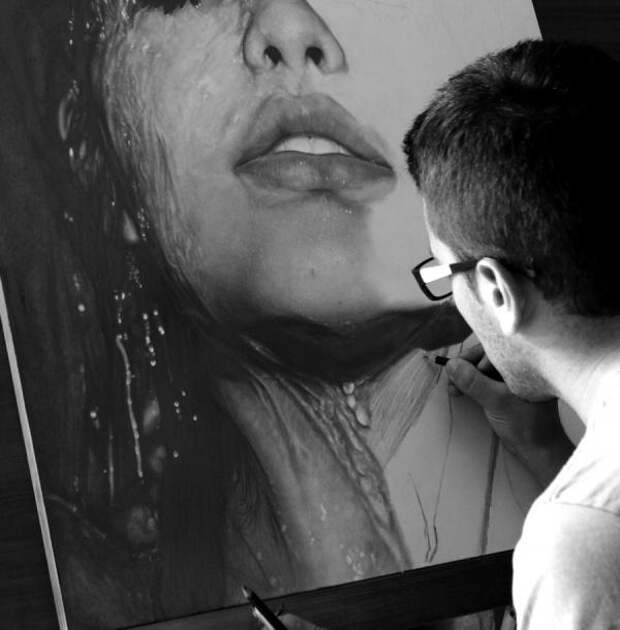 Работы этих художников заставят вас усомниться в том, что видят ваши глаза