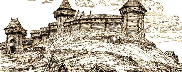 Древнерусские городища X-XIII веков: свод археологических памятников