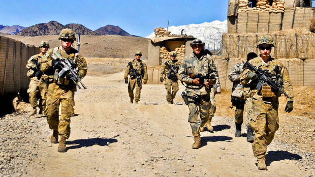 В США рассказали о планах после вывода войск из Афганистана