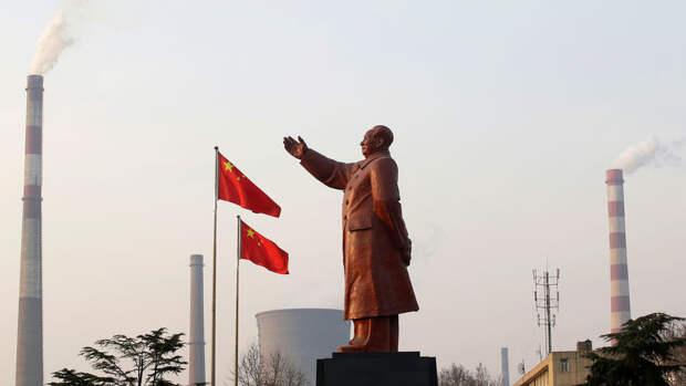 Взрыв произошел на ремонтном заводе в Китае