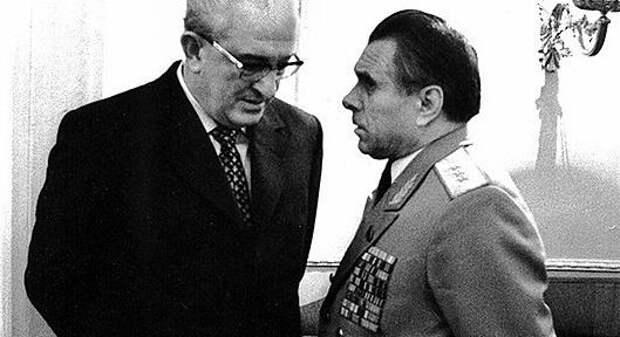 Почему министр МВД Щёлоков обвинил Андропова в попытке госпереворота.