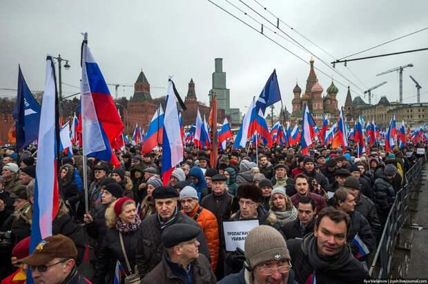 Почему в России революция сейчас обречена