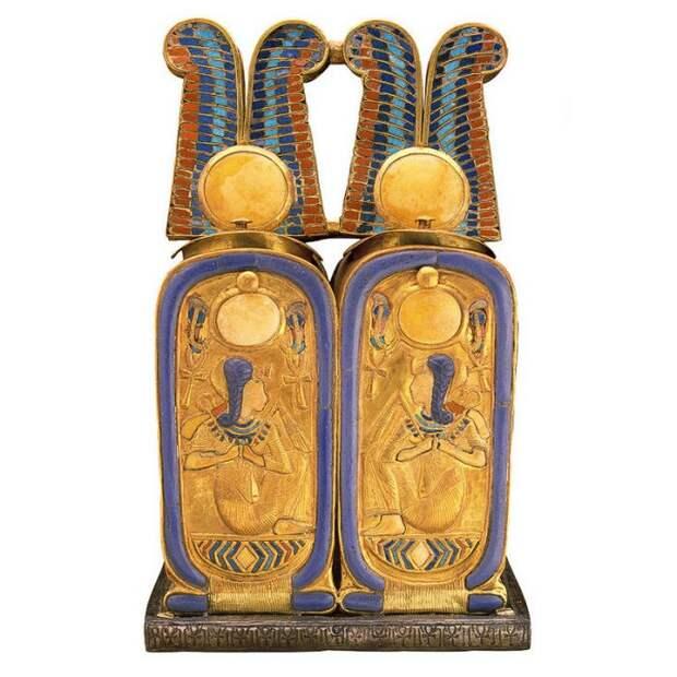 Вещи, которые были найдены учёными в гробнице Тутанхамона