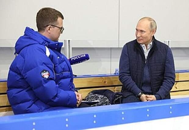 Интервью телеканалу «Россия». Часть 2