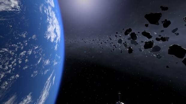 Почивший шутер Shattered Horizon был целиком посвящён перестрелкам в открытом космосе, но с физикой обходился крайне вольно