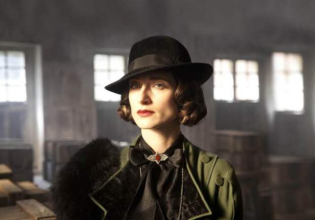 Наташа О`Кифф в сериале от автора «Гарри Поттера»