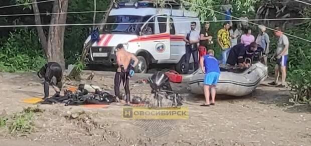 В Новосибирске в реке Иня утонул 7-летний ребенок