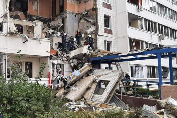 Тела ещё двух девушек обнаружили под завалами дома в Ногинске