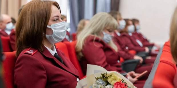Путин наградил сотрудника Роспотребнадзора с Волгоградки орденом Пирогова