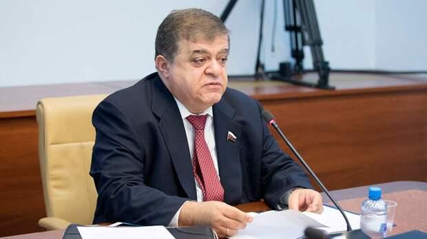 Джабаров дал свой комментарий по вопросу подготовки Украиной новых исков против РФ