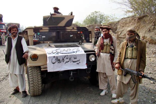От бронированных Хамви, до ударных вертолётов. Богатые трофеи сделали Талибан мощнейшей запрещенной организацией планеты.