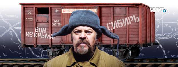 Офис Зеленского не хочет насильно депортировать русских из Крыма