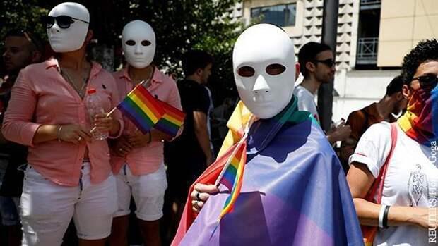 В Евросоюзе карают последних борцов с пропагандой ЛГБТ извращений