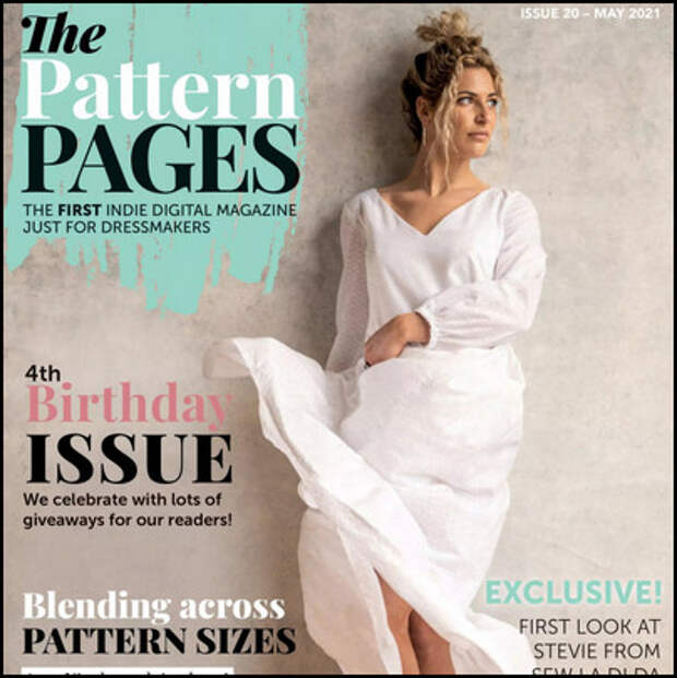 The Pattern Pages №20, май 2021