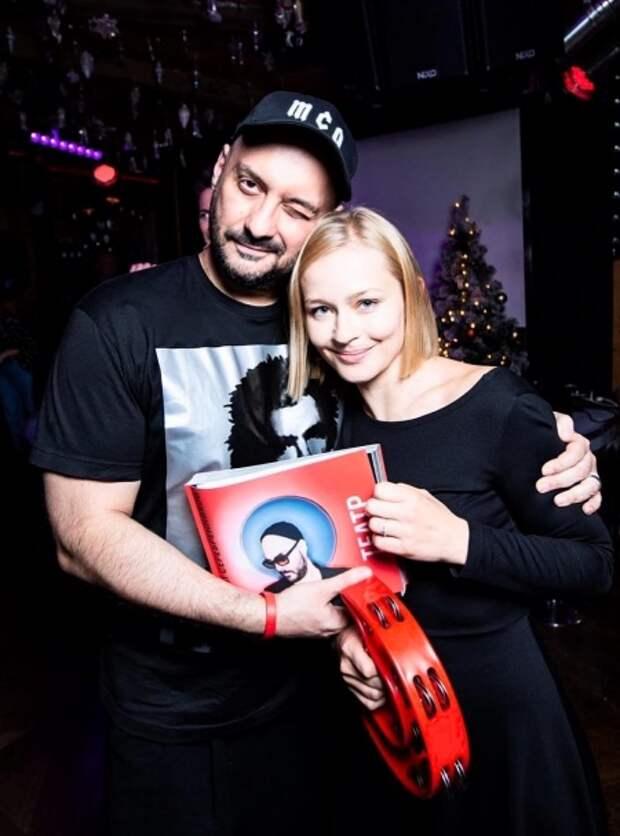 Данила Козловский, Юлия Пересильд и Константин Богомолов встали на защиту Кирилла Серебренникова