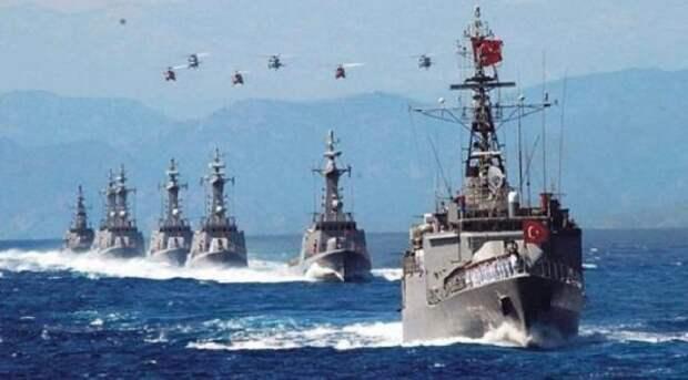 «Демоны» Эрдогана: Греция просит защиты от«ненасытной» Турции— мнение