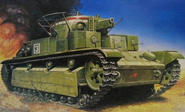 Шесть дней без еды и воды рядом с танком, застрявшим в болоте: история танкиста, отбившего немецкий взвод