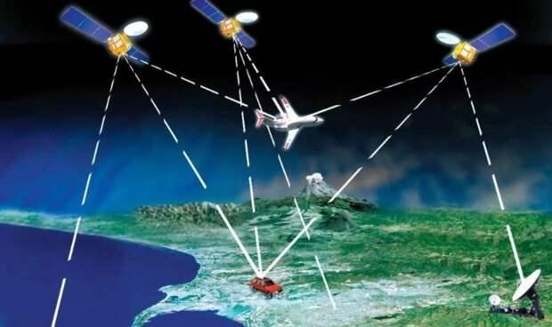 Россия «сломала» американскую систему GPS