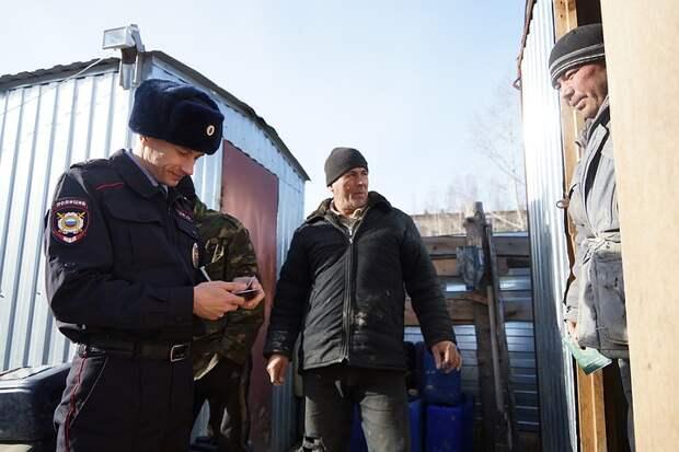 МВД призвало нелегальных мигрантов продлить срок временного пребывания в России