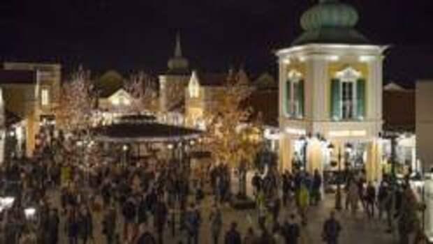 Где пошопиться в Австрии на Рождество