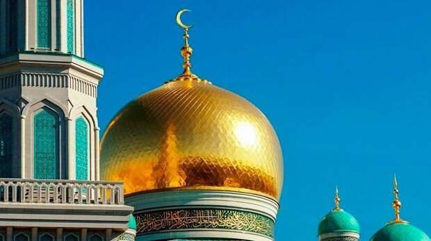 Поздравляем всех мусульман Первомайского района с праздником разговения - Ураза-байрам!