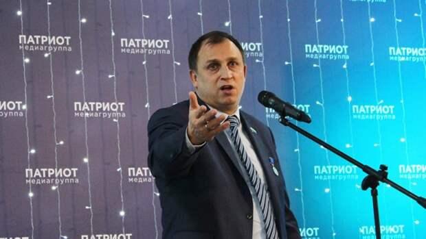 Депутат Вострецов перечислил достижения объединения «Соцпроф» в 2021 году