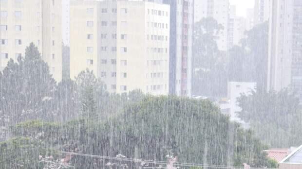Синоптик сообщил, когда в Москве закончится дождь