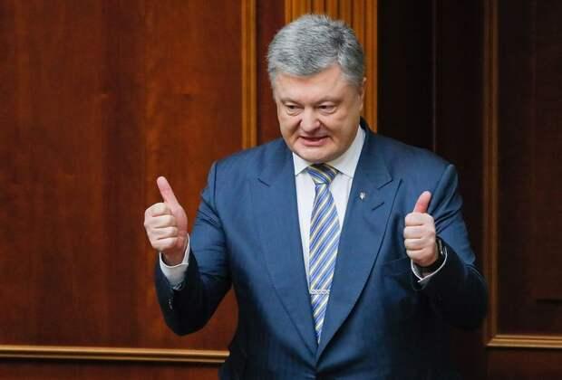 Порошенко пообещал отобрать Крым у России за год