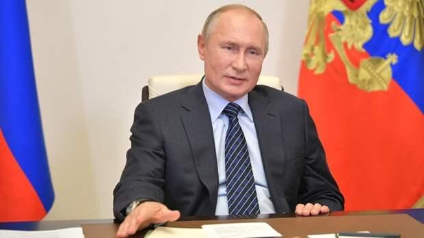 На плане Собянина поставлен крест. Жёсткого тотального карантина не будет - Путин