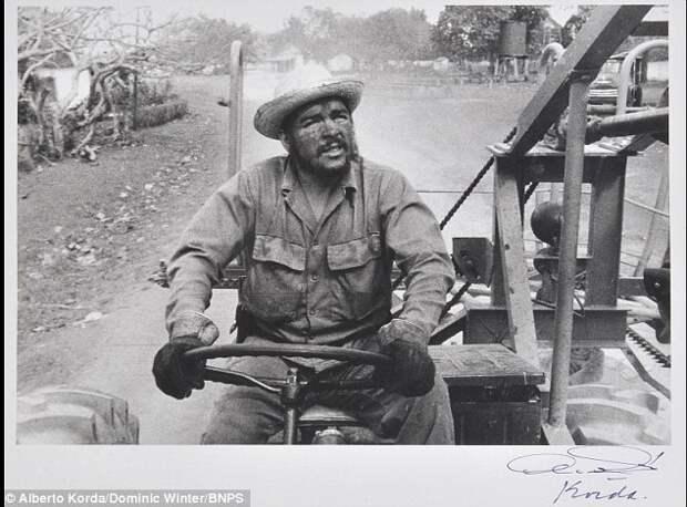 Редкие снимки Фиделя Кастро и Эрнесто Че Гевары. Фотограф Альберто Корда 14